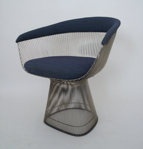 Rare Set of Eight Knoll Warren Platner 1966 Side Chair