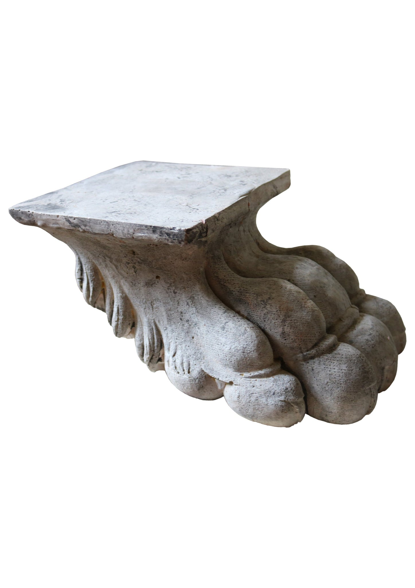 Plaster Aynhoe Dragon Foot - A Modern Grand Tour