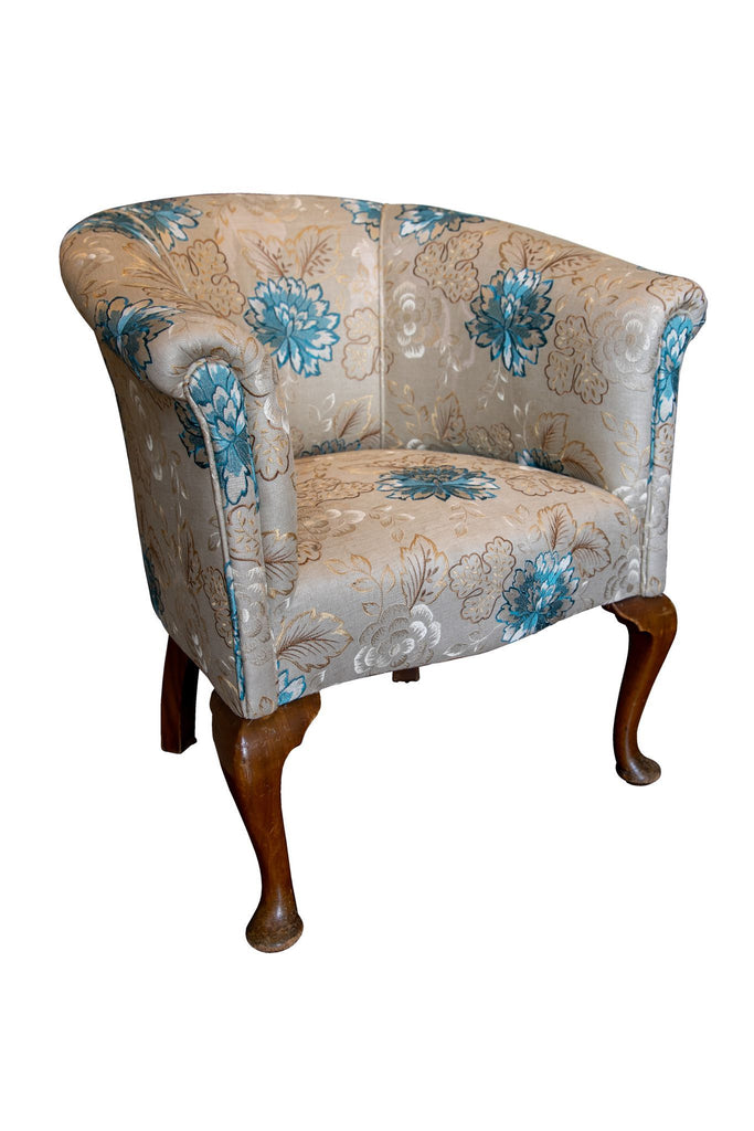 An Edwardian Tub Chair