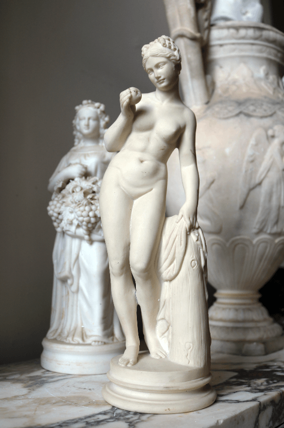 Marble Dust Figure of Venus - A Modern Grand Tour