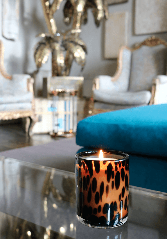 Luxury Aynhoe Park Candle - Tortoiseshell Unicorn - A Modern Grand Tour