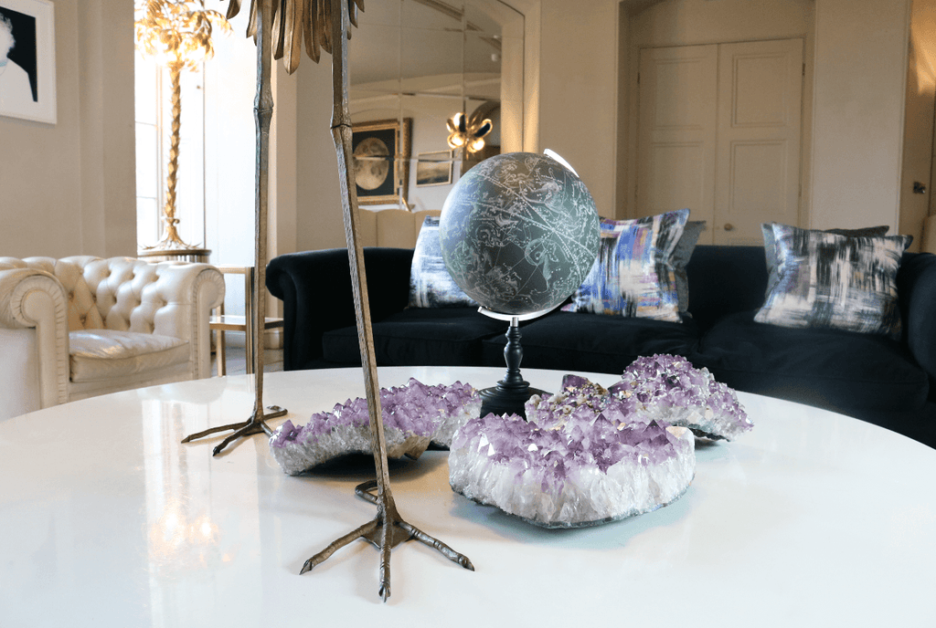 Large Amethyst Crystal - A Modern Grand Tour