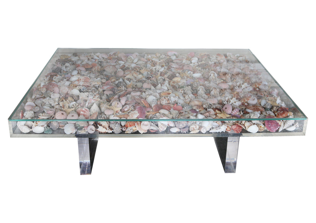 'The Shell Table' by A Modern Grand Tour - A Modern Grand Tour
