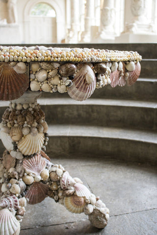 A 1970's Shell Table, by Antony Redmile