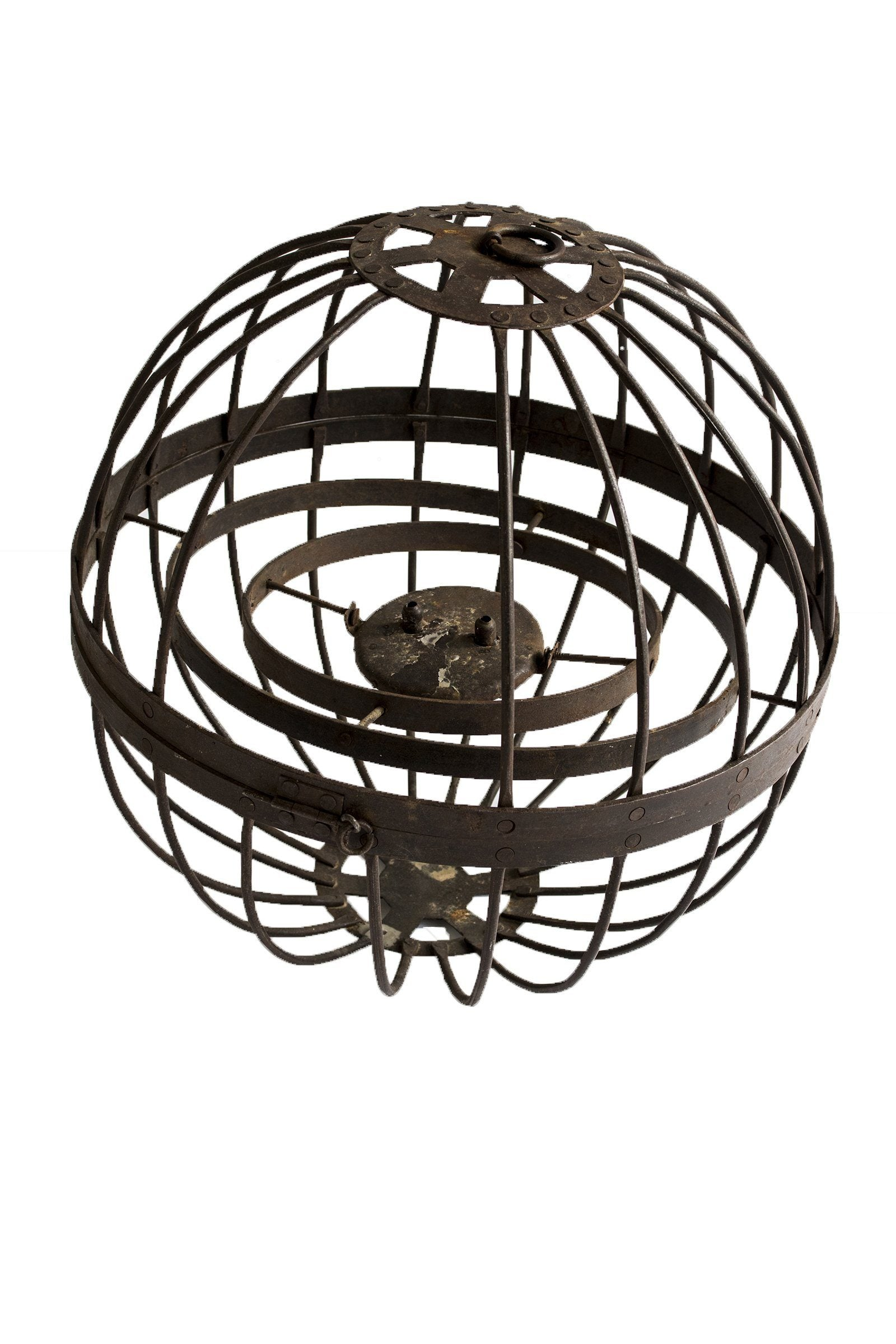 Large Spherical Ships Lantern