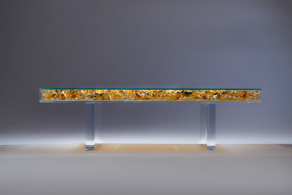 'Solar Table' by Dio Davies - A Modern Grand Tour