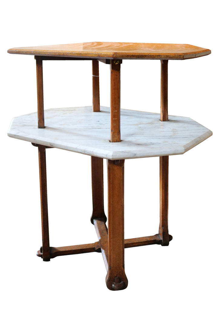 Victorian Gothic Table - A Modern Grand Tour