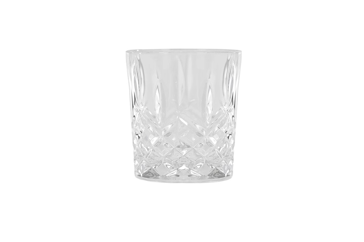 Set of 6 Whisky Glasses - A Modern Grand Tour