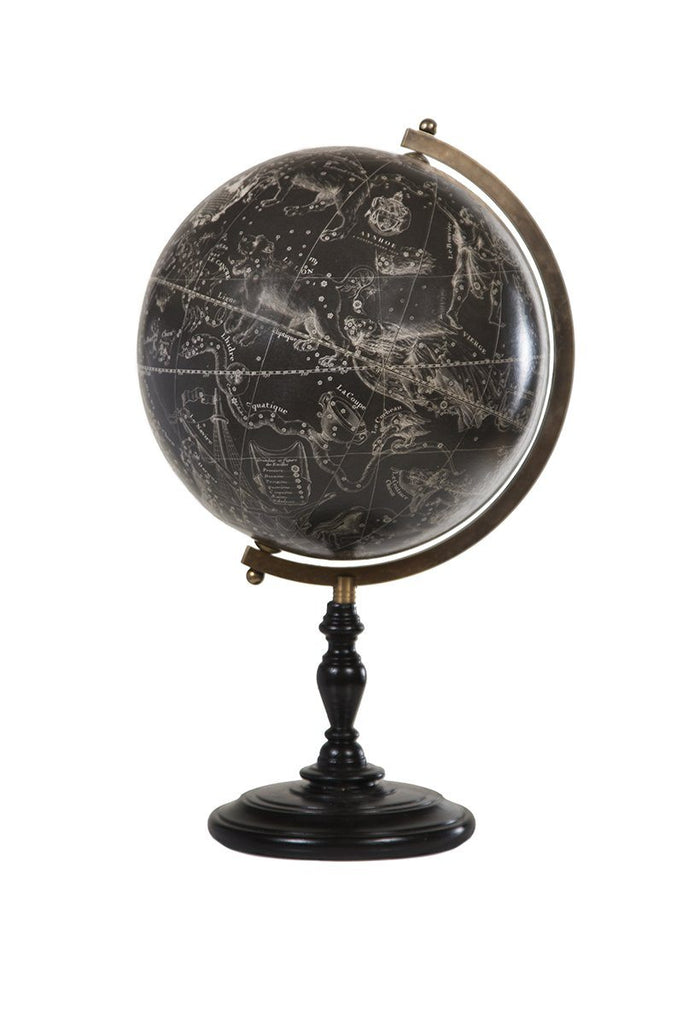 Celestial Globe with brass meridian - A Modern Grand Tour