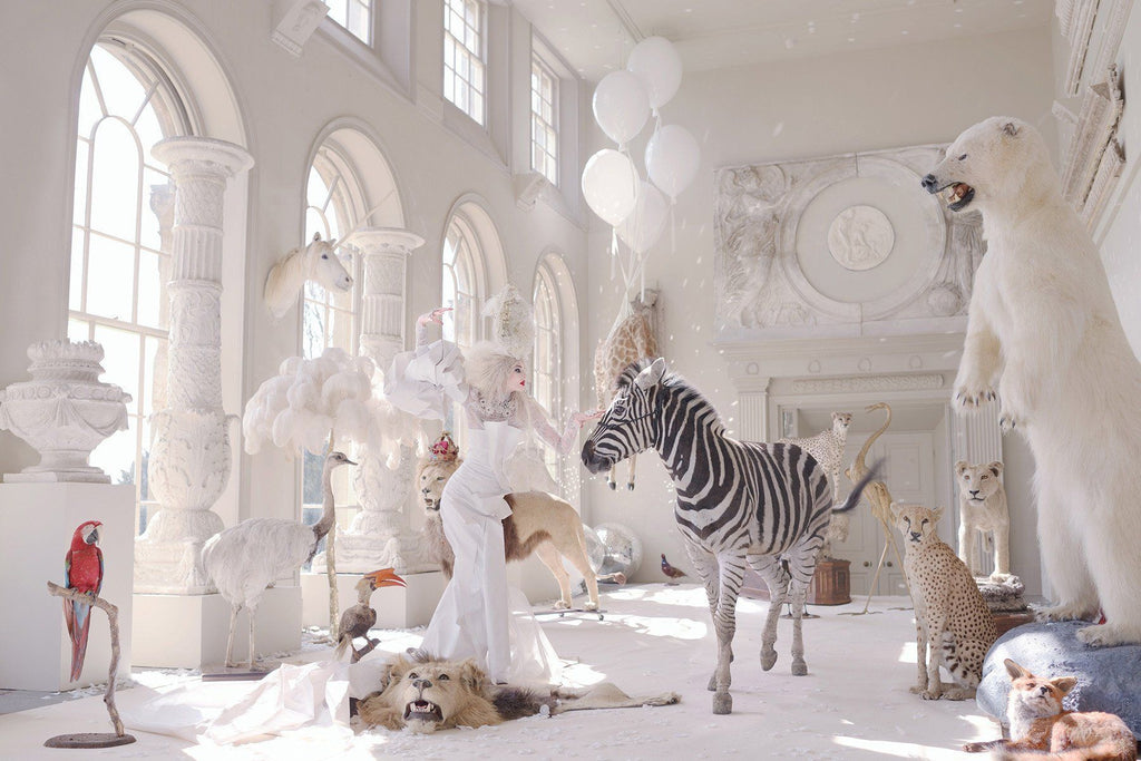 'White Witch Awakening' by Miss Aniela - A Modern Grand Tour