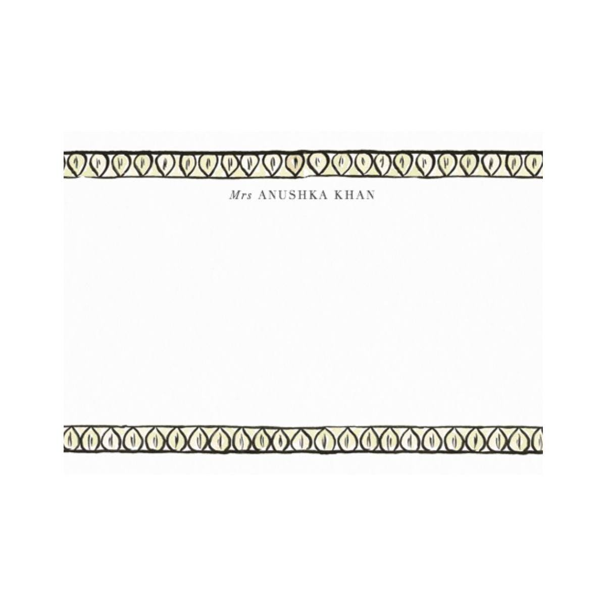 Frieze Stationery Set - A Modern Grand Tour