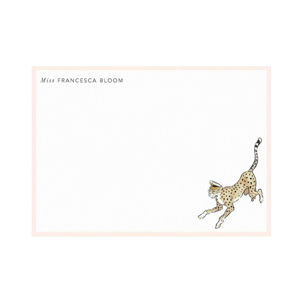Party Animals Stationery Set - A Modern Grand Tour