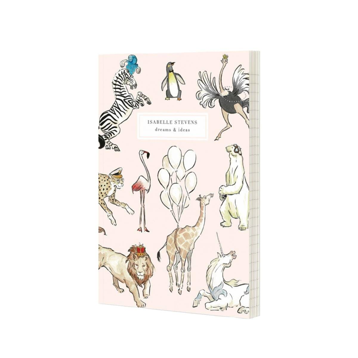 Party Animals Notebook - A Modern Grand Tour
