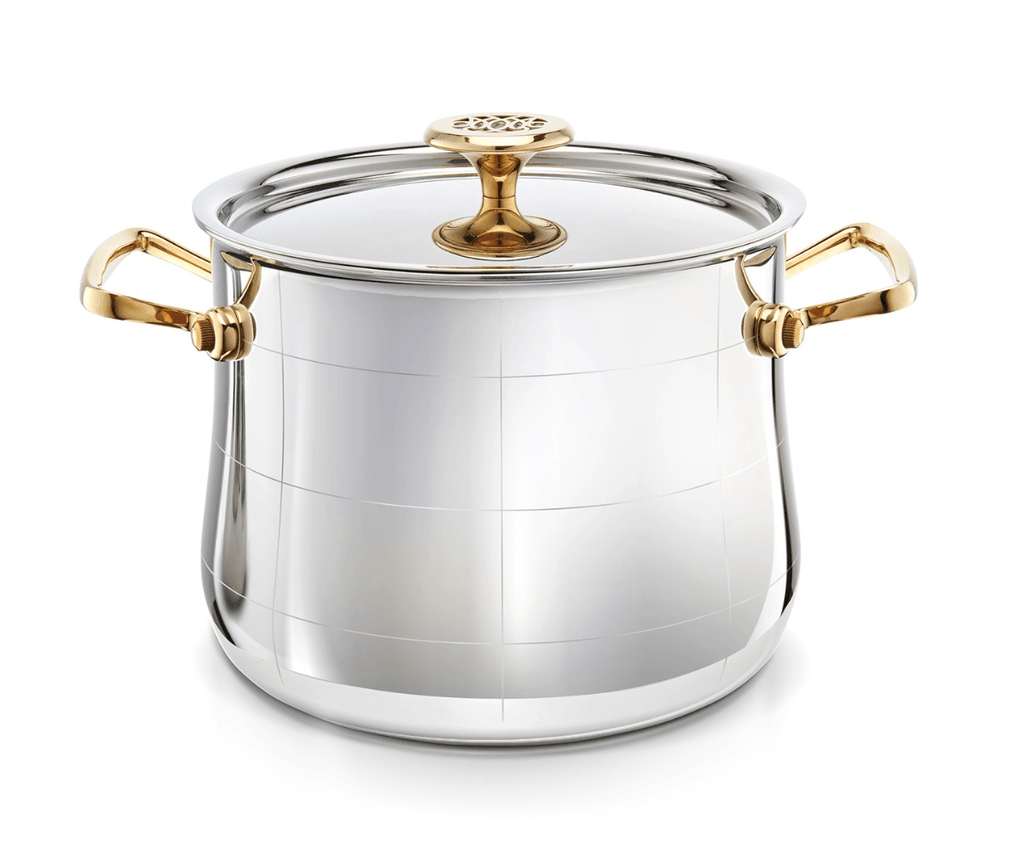 Ondine Platine Stock Pot