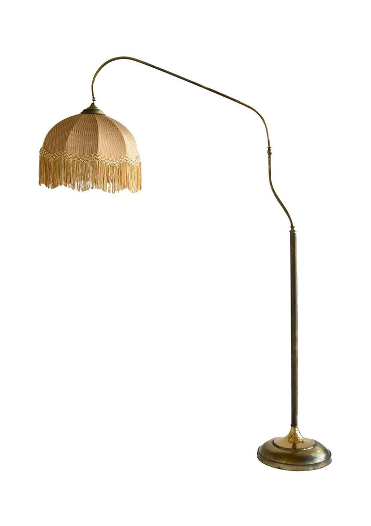 Early 20th Century Vintage Italian Arc Lamp - A Modern Grand Tour
