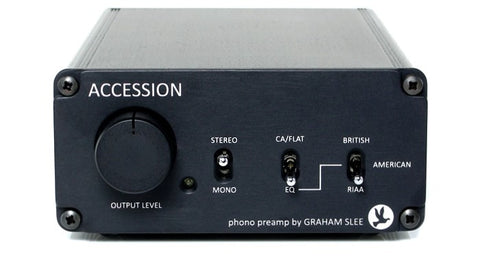 GSP Audio Accession Phono Preamp / PSU1 [MM]