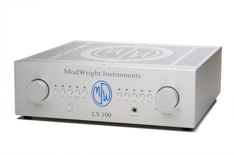 Modwright LS 100 Tube Preamp