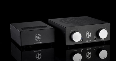 Modwright 9.0 Tube Phono Stage