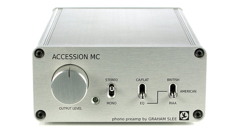 GSP Audio Accession MC Phono Preamp / Enigma PSU1