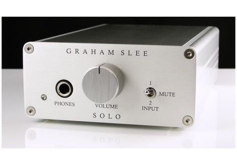 GSP Audio Solo SRGII Headphone Amplifier / PSU1