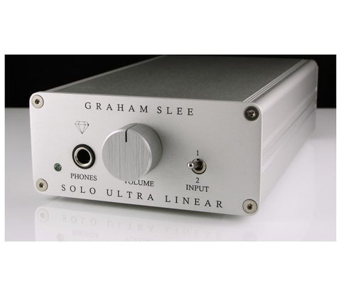 GSP Audio Solo Ultra Linear Diamond Edition Headphone Amp / PSU1
