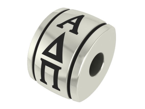 Alpha Delta Pi Sorority Barrel Charm