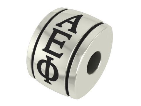 Alpha Epsilon Phi Sorority Barrel Charm