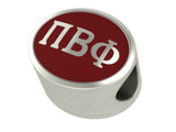 Pi Beta Phi pandora heart bead