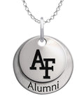 Air Force Falcons Alumni Necklace