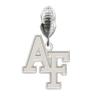 Air Force Falcons Natural Color Dangle Charm