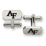 Air Force Falcons Rectangular Cufflinks
