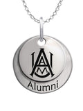 Alabama A&M Bulldogs Alumni Necklace