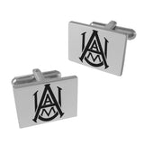 Alabama A&M Stainless Steel Cufflink