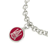 Alabama A&M Bulldogs Silver Charm Bracelet