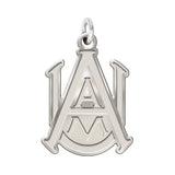 Alabama A&M Bulldogs Natural Finish Charm