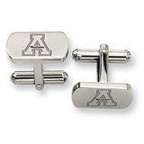 Appalachian State Mountaineers Rectangular Cufflinks