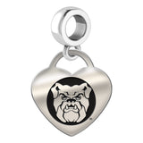 Butler Bulldogs Heart Drop Charm