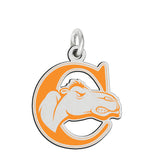 Campbell Fighting Camels Sterling Silver Logo Charm