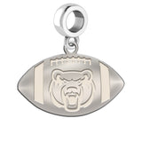 Central Arkansas Bears Dangle Charm