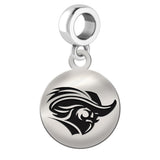 Christopher Newport Captains Round Drop Charm