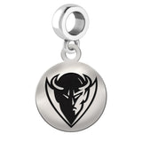 DePaul Blue Demons Round Drop Charm