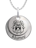 Fresno State Bulldogs Alumni Necklace