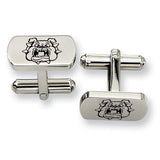 Fresno State Bulldogs Rectangular Cufflinks