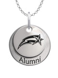 George Mason Patriots Alumni Necklace