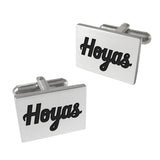 Georgetown Hoyas Cuff Links