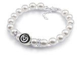 Grand Valley Lakers Pearl Bracelet
