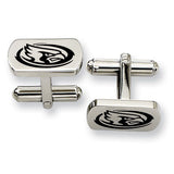 Iowa State Cyclones Rectangular Cufflinks