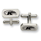 Kent State Golden Flashes Rectangular Cufflinks