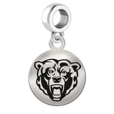 Kutztown Golden Bears Round Drop Charm