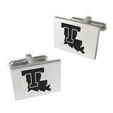 Louisiana Tech Bulldogs Cuff Links